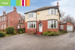 Detached House For Sale  Pontefract West Yorkshire WF9