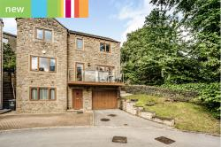 Detached House For Sale  , Sowerby Bridge West Yorkshire HX6