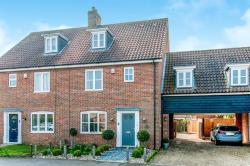 Terraced House For Sale  Stradbroke Norfolk IP21