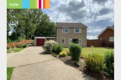 Detached House For Sale  Finningham, Stowmarket Suffolk IP14