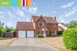 Detached House For Sale  Offton, Ipswich Suffolk IP8