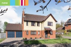 Detached House For Sale  Combs, Stowmarket Suffolk IP14