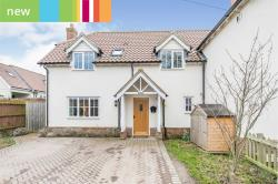 Semi Detached House For Sale  Long Melford, Sudbury Suffolk CO10