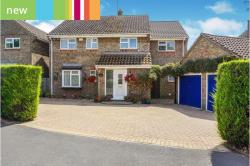Detached House For Sale  Glinton, Peterborough Lincolnshire PE6
