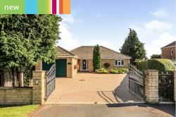 Detached Bungalow For Sale  Northborough, Peterborough Lincolnshire PE6