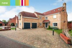 Detached House For Sale  Eye, Peterborough Lincolnshire PE6