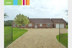 Detached Bungalow For Sale  Lotts Bridge, Wisbech Norfolk PE14