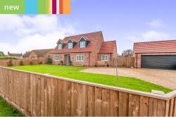 Detached House For Sale  Emneth, Wisbech Norfolk PE14
