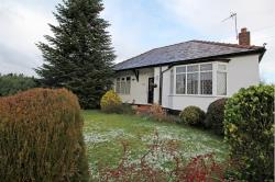 Detached Bungalow For Sale  Winsford Cheshire CW7