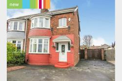 Semi Detached House For Sale  Ormesby, Middlesbrough Cleveland TS7