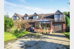 Detached House For Sale  Stoke-On-Trent Staffordshire ST10