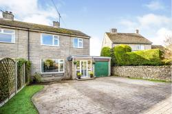 Semi Detached House For Sale  Over Haddon, Bakewell Derbyshire DE45