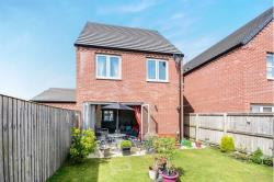 Detached House For Sale  Clowne, Chesterfield Derbyshire S43