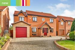 Detached House For Sale  Greatham, Hartlepool Cleveland TS25