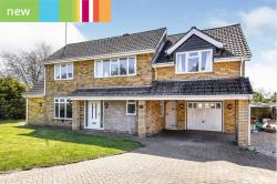 Detached House For Sale  North Wootton, King's Lynn Norfolk PE30