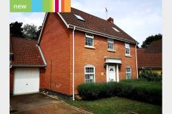 Detached House For Sale  , Norwich Norfolk NR6