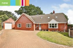 Detached House For Sale  Chedgrave, Norwich Norfolk NR14