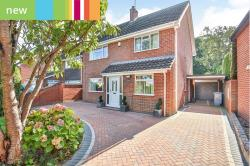 Detached House For Sale  Horsford, Norwich Norfolk NR10