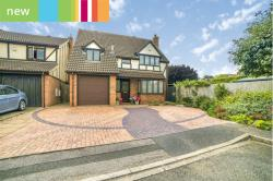 Detached House For Sale  Linslade, Leighton Buzzard Bedfordshire LU7