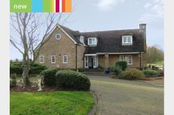 Detached House For Sale  Turves, Peterborough Cambridgeshire PE7