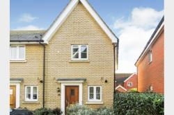 Terraced House For Sale  Red Lodge, Bury St. Edmunds Suffolk IP28