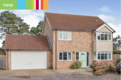 Detached House For Sale  Holywell Row, Bury St. Edmunds Suffolk IP28