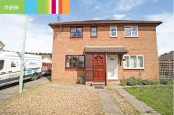 Semi Detached House For Sale  Beck Row, Bury St. Edmunds Suffolk IP28