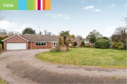 Detached Bungalow For Sale  Newmarket Suffolk CB8