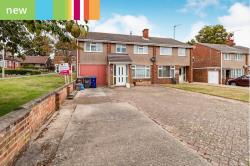 Semi Detached House For Sale  Haverhill Suffolk CB9