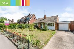 Detached Bungalow For Sale  Moulton, Newmarket Suffolk CB8