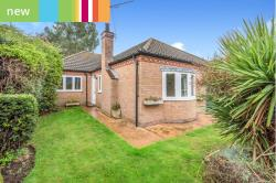Detached Bungalow For Sale  Norwich Norfolk NR10