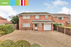 Detached House For Sale  Ashill, Thetford Norfolk IP25