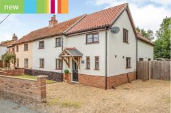 Semi Detached House For Sale  Carbrooke, Thetford Norfolk IP25