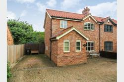 Semi Detached House For Sale  Ashwellthorpe, Norwich Norfolk NR16