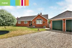 Detached Bungalow For Sale  Forncett St. Peter, Norwich Norfolk NR16