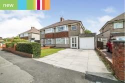Semi Detached House For Sale  Whitchurch, Cardiff Glamorgan CF14