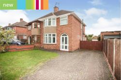 Semi Detached House For Sale  , Rugby Warwickshire CV22
