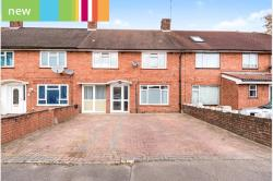 Terraced House For Sale  Northgate, Crawley West Sussex RH10