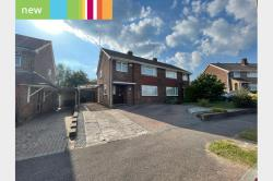 Semi Detached House For Sale  Furnace Green, Crawley West Sussex RH10