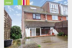 Terraced House For Sale  , Lancing West Sussex BN15