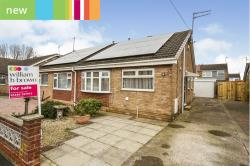 Semi Detached House For Sale  Sutton Park, Hull East Riding of Yorkshire HU7