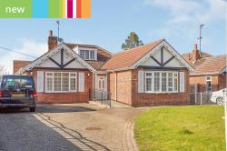 Detached Bungalow For Sale  Bilton, Hull East Riding of Yorkshire HU11