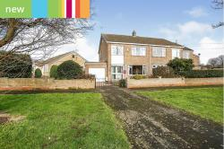 Semi Detached House For Sale  Willerby, Hull East Riding of Yorkshire HU10