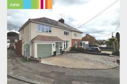 Semi Detached House For Sale  Galleywood, Chelmsford Essex CM2