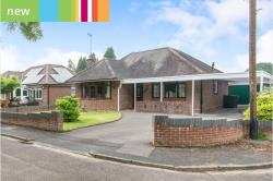 Detached Bungalow For Sale  Romsey Hampshire SO51