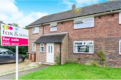 Semi Detached House For Sale  Winchester Hampshire SO21