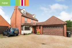 Detached House For Sale  Roydon, Harlow Essex CM19