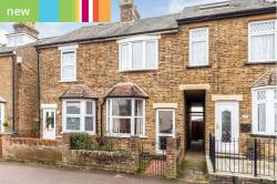 Terraced House For Sale   Hertfordshire SG12