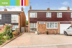 Semi Detached House For Sale  Dane End, Ware Hertfordshire SG12