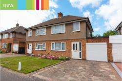 Semi Detached House For Sale  , Watford Hertfordshire WD25
